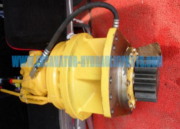 Quality M5X180CHB Kawasaki hydraulic Motor LC15V00022F1 LS15V00018F1 For Kobelco SK350-8 Excavator for sale