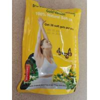 MZT Botanical Gold Version Slimming Weight Loss Soft Gel Herbal Slimming Natural Lose Weight Capsule
