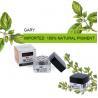 Non - toxic LUSHCOLOR Semi Permanent Makeup Pigments Microblading Gray Color