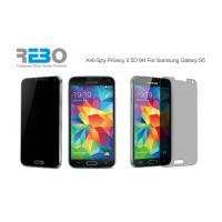 China 2.5D Round Edge Privacy Tempered Glass Screen Protector for Samsung S5 wholesale