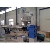 China Water / Gas Supplying HDPE Pipe Extrusion Line , PE Pipe Production Line on sale