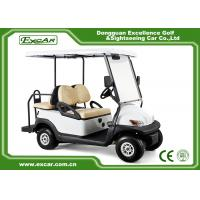 China KDS Motor Used Electric Golf Carts 4 Seater 48V Trojan Batteries Powered wholesale