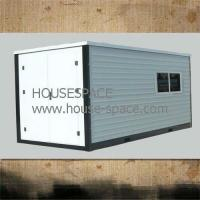 China Small Accommodation Prefab Container House - Container Kit Homes With Modular Design wholesale