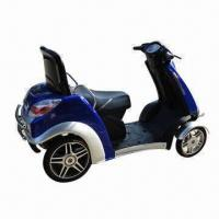 4 Wheels Mobility Scooter with CE Approval, Electric Motorcycle