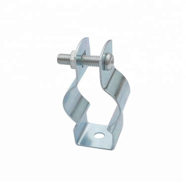 Quality Silvery EMT Conduit Fittings 3 4 Conduit Hanger UL Standard High Strength for sale