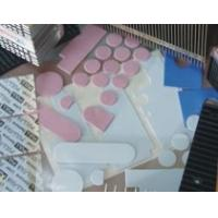 China Thermal Insulating Materials Interface Pad Pink Low Resistance For LED Power Supply wholesale