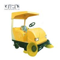 China I800 China Manufacturer Street Cleaning Equipment / Machine Electric Ride on Road Sweeper on sale