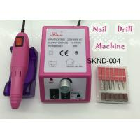 China 15W 220V - 240V 50HZ Acrylic Nail Drill Machine With ABS Plastic Material wholesale
