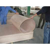 China Hardwood Core Commercial Plywood With Okoume / Birch / Walnut / Teak Face / Back wholesale