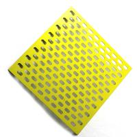 China Aluminum Perforated Expanded Wire Mesh Metal Sheet For Window And Doors wholesale
