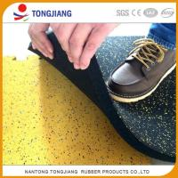 Quality high quality high density hot sale cheap recycle Color flecks EPDM rubber for sale