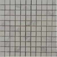 China Natural marble mozayka tile in 8mm thickness wholesale