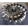 Pelton Water Turbine / Pelton Hydro Turbine with Cast Machined / Forge CNC machined Wheel
