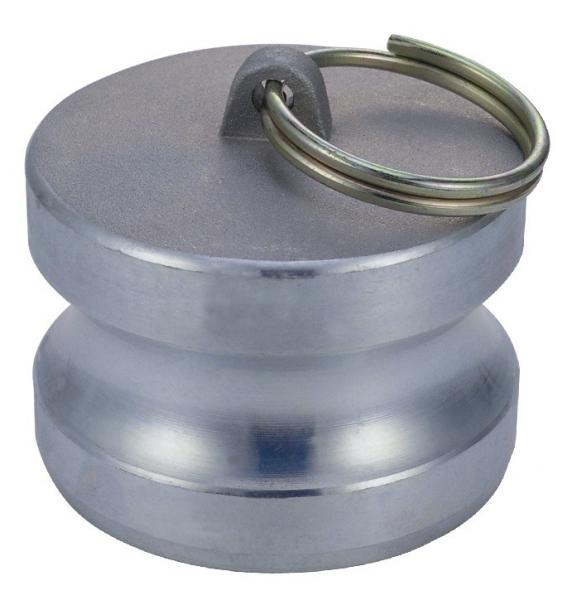 Quality Aluminum cam groove coupling  Type DP with ring MIL-A-A-59326 Gravity casting for sale