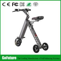 China Portable EEC Three Wheel Electric Scooter CE ROHS FCC Zappy Scooters wholesale