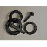 China High Performance Spiral Bevel And Pinion Gear Anti - Oil Carburizing Heat Treatment wholesale