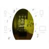 China Unique  3D Bluetooth Music Lamp wholesale