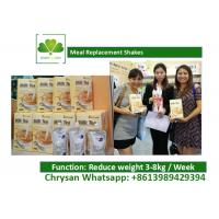 China Lose Weight Natural Meal Replacement Shakes Milk Tea Coffee Flavored Drinks wholesale