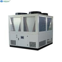 China China Refrigeration Manufacturer 70KW To 500KW Anodizing and Electroplating Industrial Air Cooled Chiller on sale