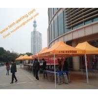 China 3x4.5m Outdoor  Trade Show  Easy Up  Collapsable Promotional Event Tent wholesale