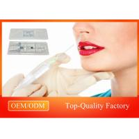 China Temporary Lip Filler Dermal Filler Injections 25mg/ml For Cheek Nose wholesale