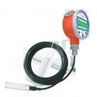 China Five Digits LCD Display Ultrasonic Level Transmitter, Fluid Level Gauge IP65 Protection Degree wholesale