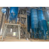 China Wall Putty / Skim Coat Dry Mortar Production Line High Efficiency Energy Saving wholesale