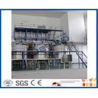 China Beverage Manufacturing Process Juice Processing Equipment Full Automatic 4000LPH on sale