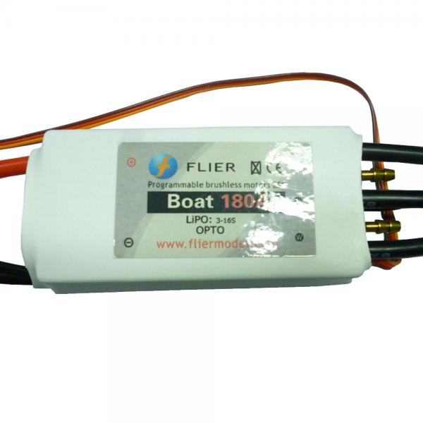 Quality Super High Speed RC Boat ESC 180A ESC 2.4Ghz Radio Control Speed Controller for sale