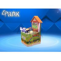 China Girls Rail Shooting Video coin operated Game Machine For Amusement park wholesale