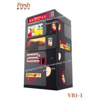 China vending machine business hand juicer fresh orange mixed juice vending machines for sale with automatic cleaning system on sale