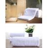 China Serviettes adaptées aux besoins du client de style d'hôtel biodégradables, lavage facile en bambou de serviettes de visage wholesale
