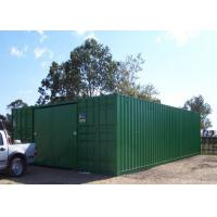 China Movable Modified Steel Shipping Containers Warehouse For Office / Workshop on sale