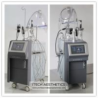 China Multipolar RF Hyperbaric Oxygen Beauty Machine for Wrinkle Removal 9 Handpiece on sale