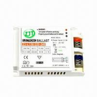 China PL Electronic Ballast with 36W Power, 220 to 240V Main Voltage and 0.16A Current wholesale