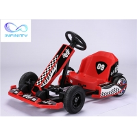 China 22KM/H 8 Years Old Kids Electric Go Kart With Simulated Pedal wholesale