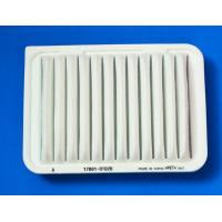 China Japanese car Toyota Original equipment auto air filter OEM:17801-0M020,17801-0T020,26020 ,22020 factory supplier wholesale
