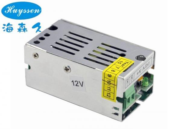 Quality La puissance faible imperméable a réglé l'alimentation d'énergie de commutation 5v 2a pour l'affichage mené for sale