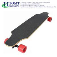 China Dual Drive 300W Wireless Remote Control Skateboard Electric Longboard wholesale