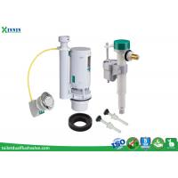 China Cable Operated Toilet Flushing Mechanism With Two Way Fill Valve Option wholesale