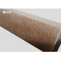 G562 Maple Red Granite Stone Tiles 60 Heads 18-20mm Thickness