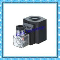 China Class B H Coil For Solenoid Valve , Inset Diameter 20.2mm High 51.8mm wholesale