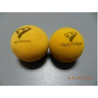 China Multi Color Logo Printable PU Foam Ball , Non Toxic Sponge Balls for Cats wholesale