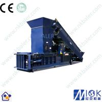 China waste paper baling press manufacturers & cardboard baler for sale wholesale