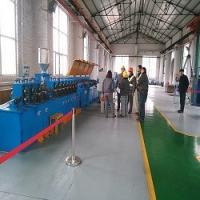 China PLC control flux cored mig welding wire production machine on sale
