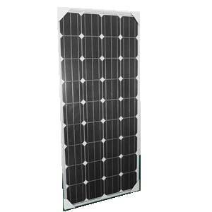 China 140-170W Monocrystalline Silicon Solar Panels wholesale