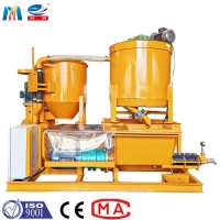 China 400L Reclaiming Turbine Concrete Cement Mixer For Mining Well Engineering wholesale