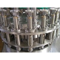 China Aseptic Liquid Water Bottle Filling Machinery 3 In 1 Automatic Bottling Machine wholesale