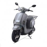 China Grey Color Stylish Electric Cargo Scooter , High Speed E Mobility Scooter Disc Brake wholesale