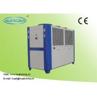 China 9.2~142.2 KW Industrial Air Cooled Water Chiller Galvanized Sheet Shell wholesale